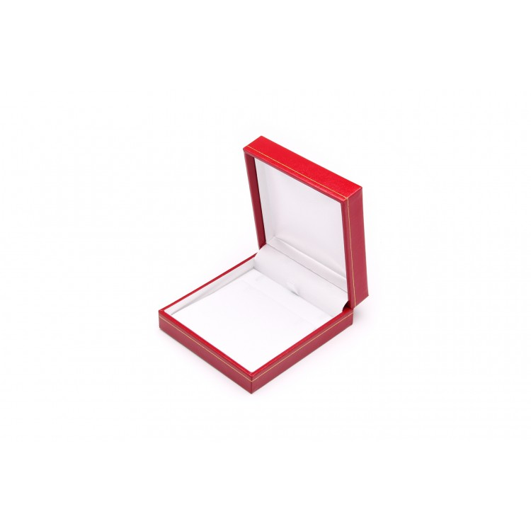 Earring Box  (Red/White,  RBA/S/VL)