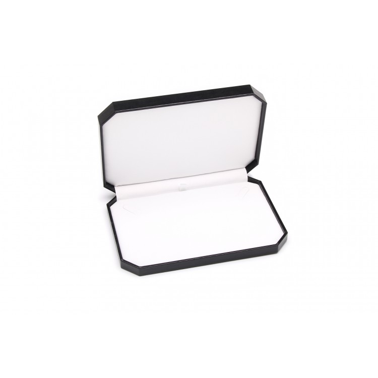 Necklace Box  (Black/White,  RBA/S/VL)