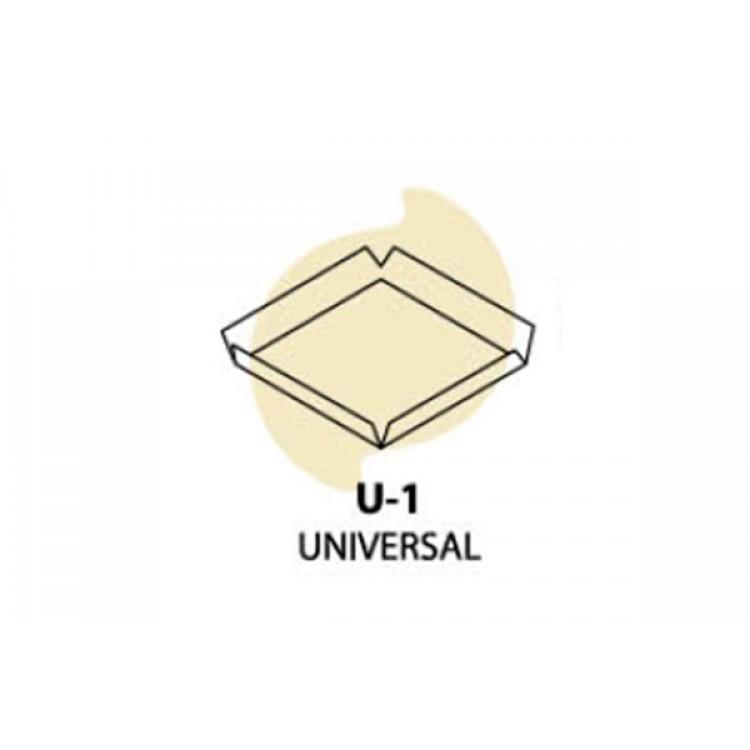UniversalBox  (Black/White,  VL/S/VL)