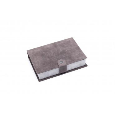 Collection box  (Dark Grey/Grey,  PP/VL/VL)