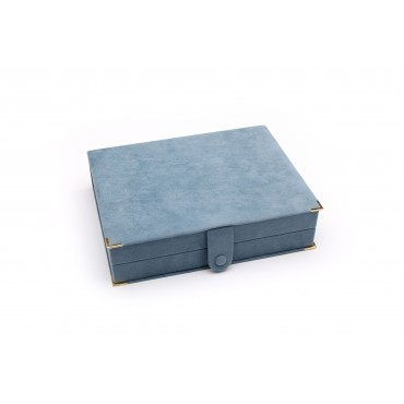 Collection box  (Blue/Grey,  PP/VL/VL)