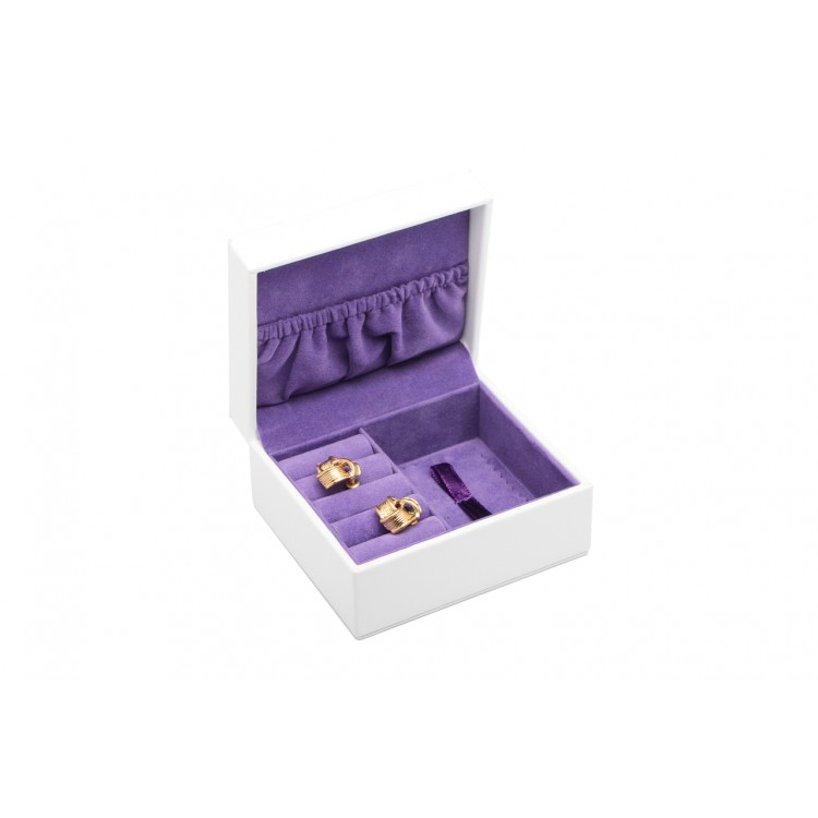 Collection box  (White/Purple,  QN/VL/VL)