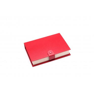 Collection box  (Red/Cream,  SKA/PP/PP)