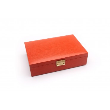Collection box  (Orange/Brown,  SKA/VL/VL)