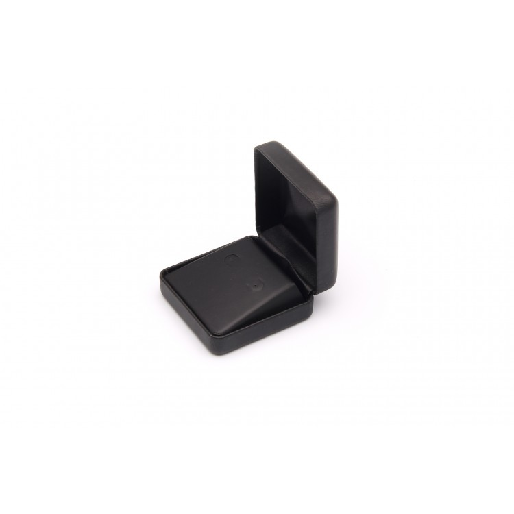 Earring Box  (Black/Black,  PU/S/PU)