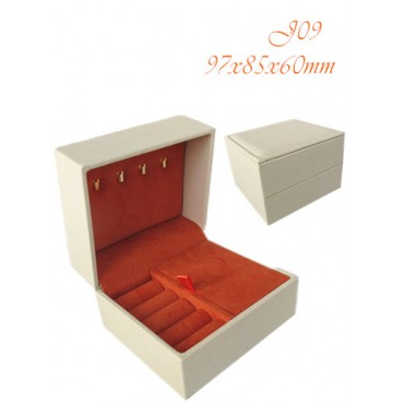Collection box  (Cream/Orange,  QN/PP/PP)