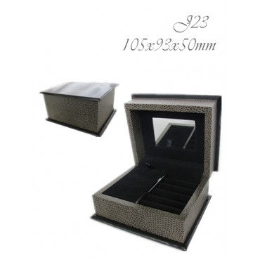 Collection box  (Black+Brown/Black,  MDF+RBA/VL/VL)