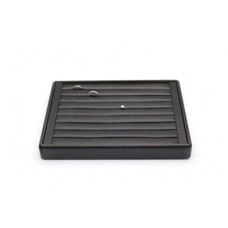 Ring Tray  (Black/Black,  QN/QN)